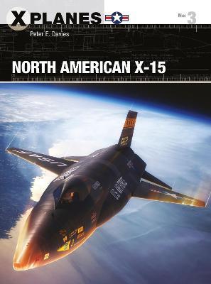 North American X-15 book