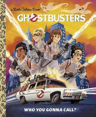 Ghostbusters by John Sazaklis