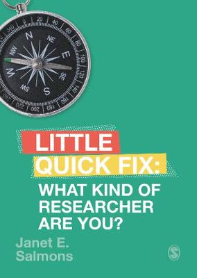 What Kind of Researcher Are You?: Little Quick Fix book