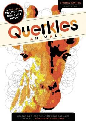 Querkles: Animals by Thomas Pavitte
