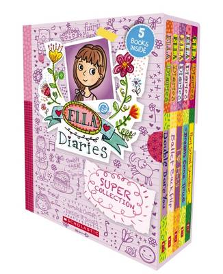 Ella Diaries Super Collection by Meredith Costain