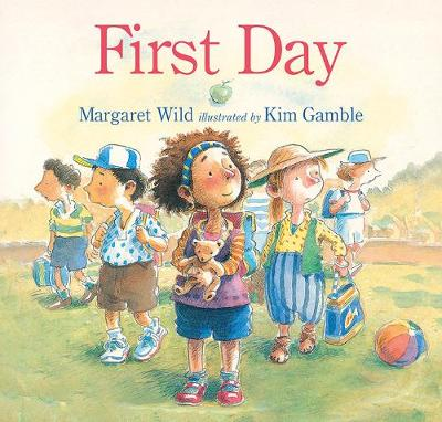 First Day by Kim Gamble