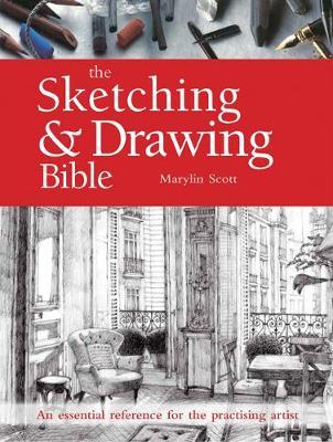 Sketching & Drawing Bible book