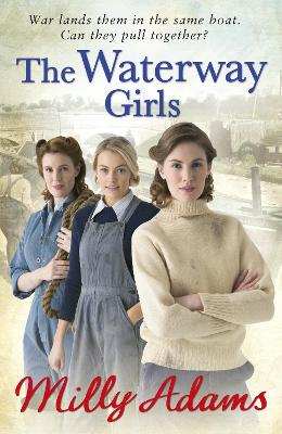 Waterway Girls by Milly Adams