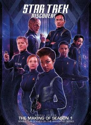 Star Trek Discovery Collector's Edition 2 book