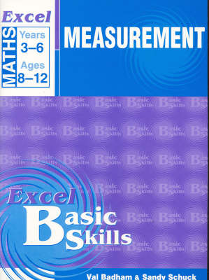 Maths Support Books: Measurement: Years 3-6 by Pascal Press