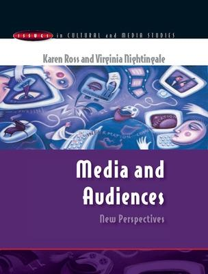 Media and Audiences: New Perspectives by Virginia Nightingale