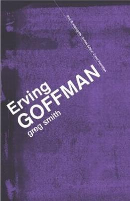 Erving Goffman book