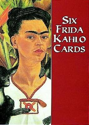 Six Frida Kahlo Postcards by Frida Kahlo