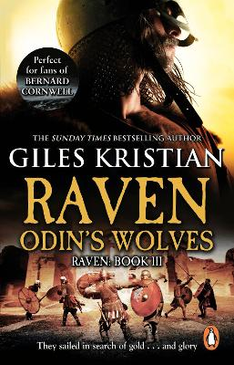 Raven 3: Odin's Wolves book