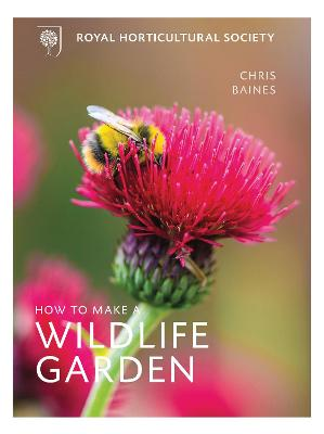 RHS Companion to Wildlife Gardening by Chris Baines
