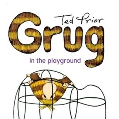 Grug in the Playground by Ted Prior