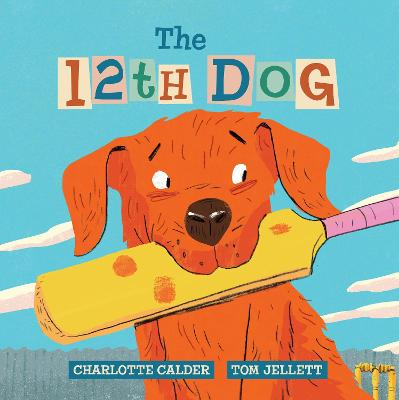 The 12th Dog by Charlotte Calder