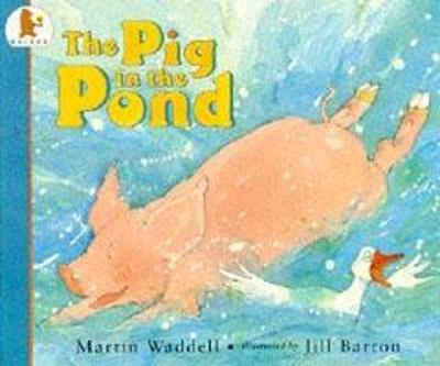 Pig in the Pond book