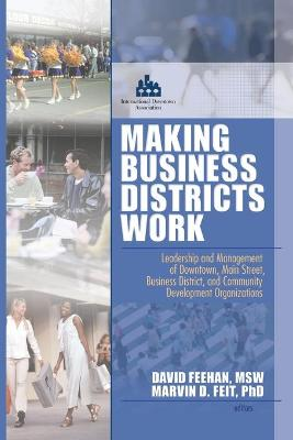 Making Business Districts Work book