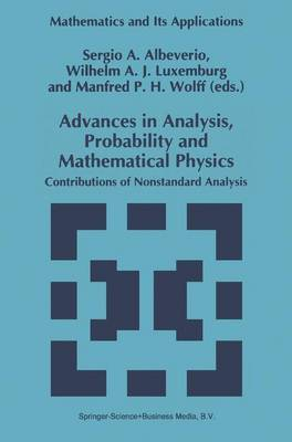 Advances in Analysis, Probability and Mathematical Physics by Sergio Albeverio