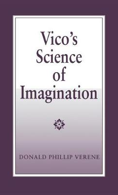 Science of Imagination by Donald Phillip Verene