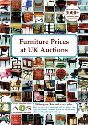 Furniture Prices at UK Auctions by John Ainsley