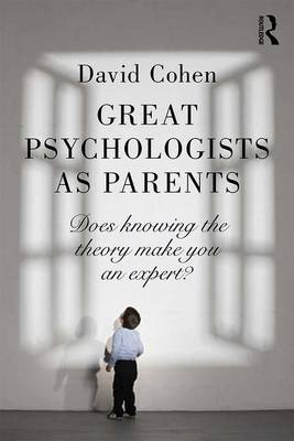 Great Psychologists as Parents book