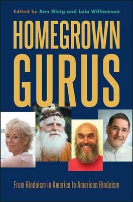 Homegrown Gurus by Lola Williamson