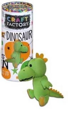 Craft Factory Dinosaur by Parragon Books Ltd