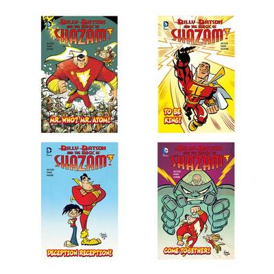 Billy Batson and the Magic by Mike Kunkel