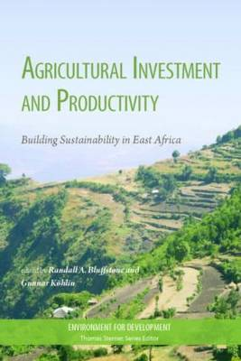 Agricultural Investment and Productivity by Gunnar Koehlin