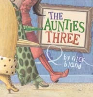 Aunties Three book