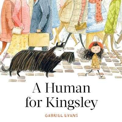 A Human for Kingsley book