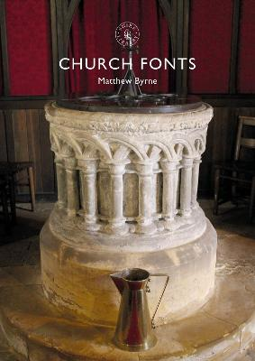Church Fonts by Matthew Byrne