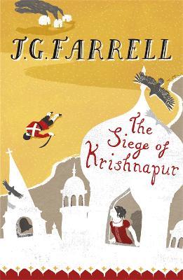 Siege Of Krishnapur book