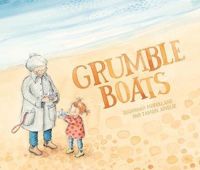 Grumble Boats book