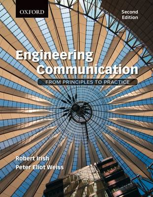 Engineering Communication: From Principles to Practice, 2e book