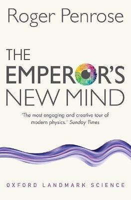 Emperor's New Mind book
