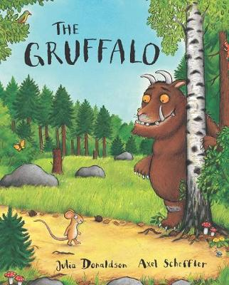 Gruffalo Big Book book