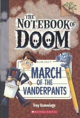 March of the Vanderpants by Troy Cummings