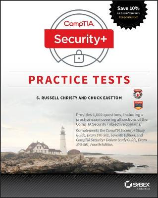 CompTIA Security+ Practice Tests: Exam SY0-501 by S. Russell Christy