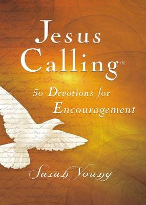 Jesus Calling 50 Devotions for Encouragement book