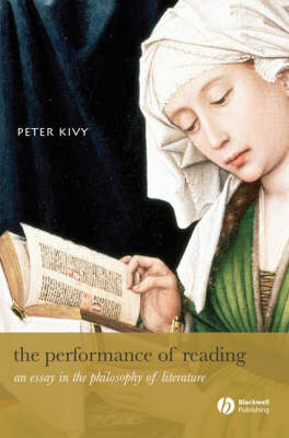 Performance of Reading by Peter Kivy