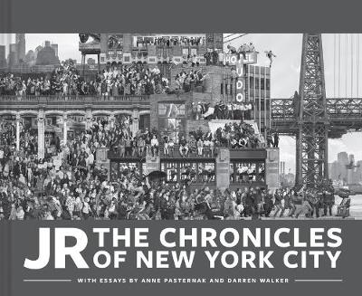 JR: The Chronicles of New York City by JR