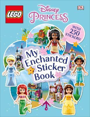 LEGO Disney Princess My Enchanted Sticker Book by DK