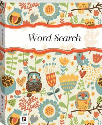 Flexibound Puzzles: Word Search 2 Owls by