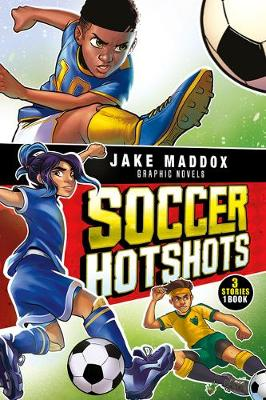Soccer Hotshots: Collection of 3 Books book