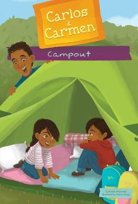 Camp out by Kirsten McDonald