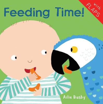 Feeding Time! by Ailie Busby