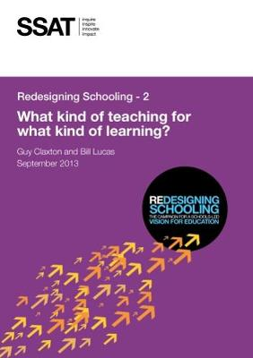 Redesigning Schooling 2 by Guy Claxton