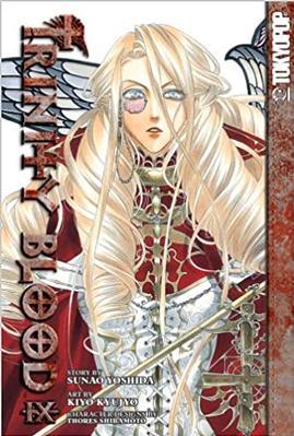 Trinity Blood: v. 9 by Sunao Yoshida