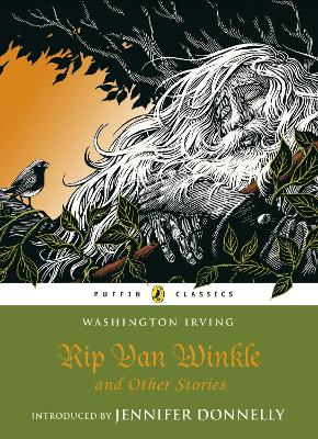 Rip Van Winkle and Other Stories by Washington Irving