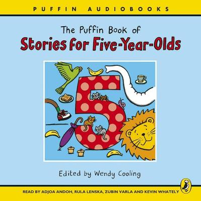Puffin Book of Stories for Five-year-olds book