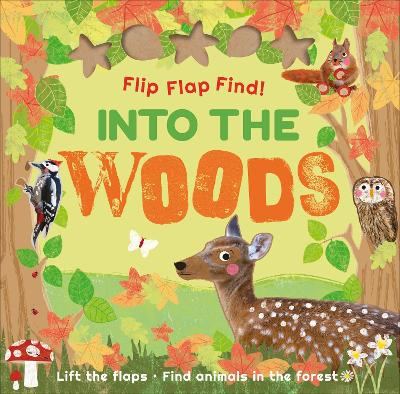 Flip Flap Find Into The Woods book